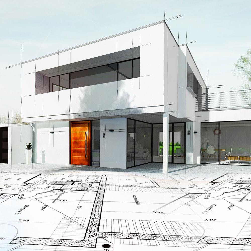 projekty budowlane